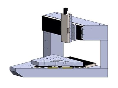 Laser application